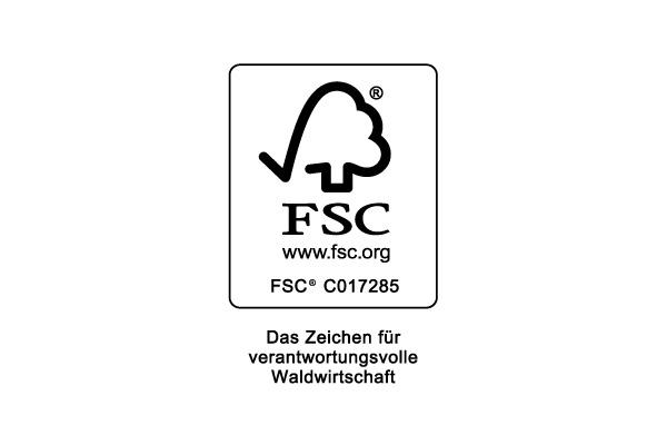 Birrerholz Zertifikat FSC