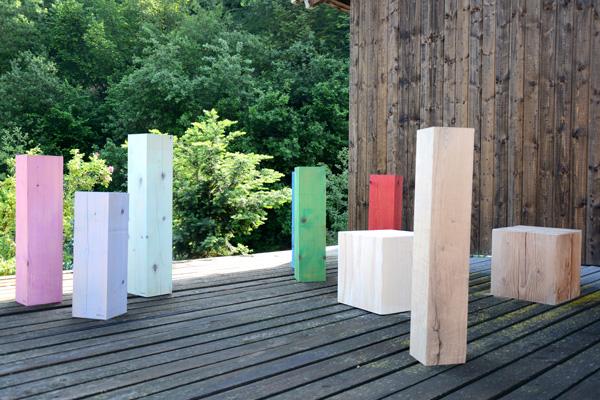 Birrerholz Spezialprodukte Holzsaeulen