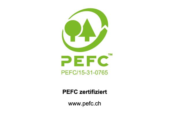 Birrerholz Zertifikat PEFC