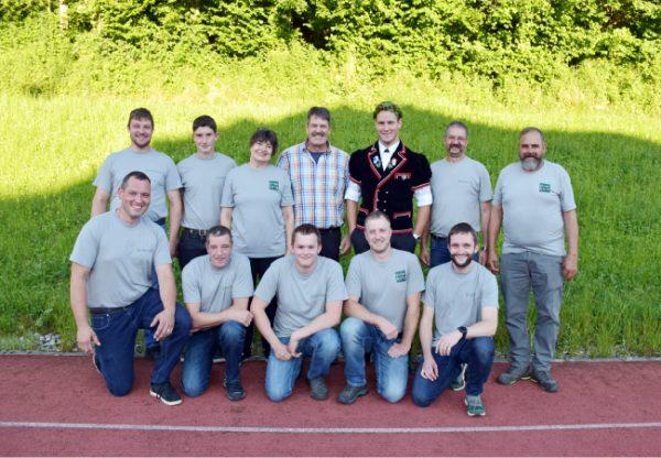 Birrer Holz AG Joel Ambühl Innerschweizer Schwingfest 2021